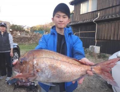 丸銀釣りセンターの2021年1月30日(土)2枚目の写真