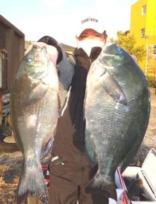 丸銀釣りセンターの2021年1月30日(土)3枚目の写真