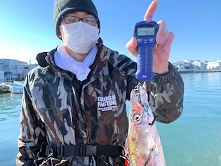 橋安丸の2021年1月31日(日)2枚目の写真