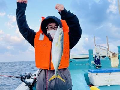 谷口釣船の2021年1月31日(日)1枚目の写真