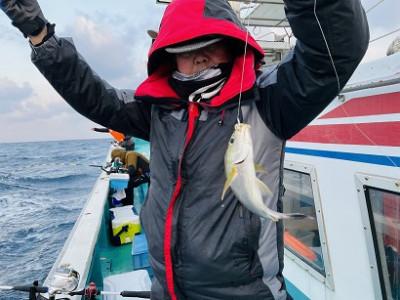 谷口釣船の2021年1月31日(日)2枚目の写真
