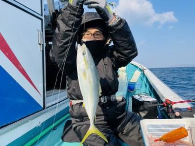 谷口釣船の2021年1月31日(日)5枚目の写真