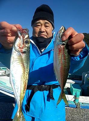 勘次郎丸の2021年1月31日(日)1枚目の写真