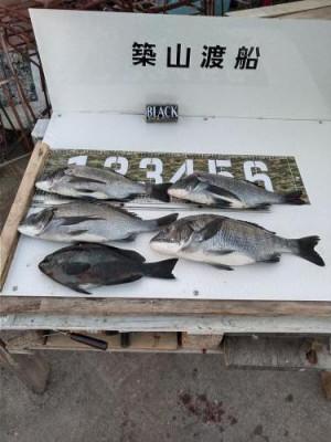 築山渡船の2021年1月31日(日)2枚目の写真
