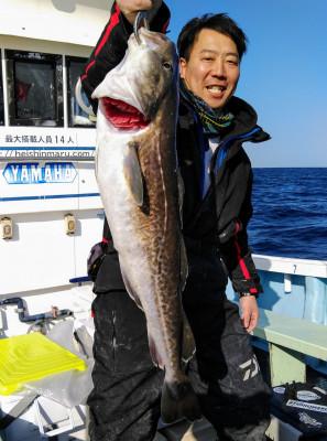 佐々木釣具店 平進丸の2021年2月1日(月)1枚目の写真