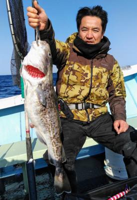 佐々木釣具店 平進丸の2021年2月1日(月)3枚目の写真