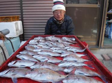奥村釣船の2021年1月31日(日)2枚目の写真
