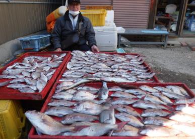 奥村釣船の2021年1月31日(日)3枚目の写真