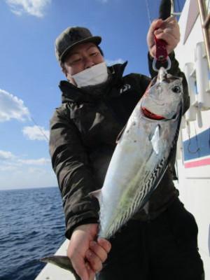 恵比須丸の2021年1月31日(日)5枚目の写真