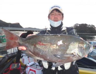 丸銀釣りセンターの2021年1月31日(日)1枚目の写真