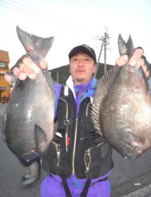 丸銀釣りセンターの2021年1月31日(日)2枚目の写真
