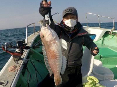 べっぷ丸の2021年1月31日(日)2枚目の写真