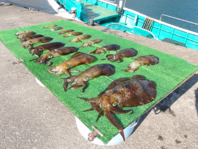 釣り船 久勝丸の2021年1月31日(日)3枚目の写真