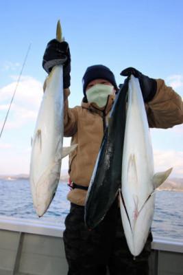西岡遊漁の2021年1月30日(土)3枚目の写真