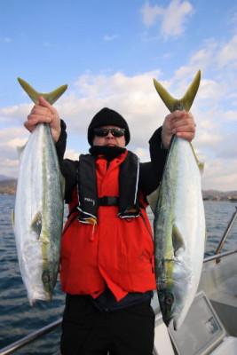西岡遊漁の2021年1月30日(土)4枚目の写真