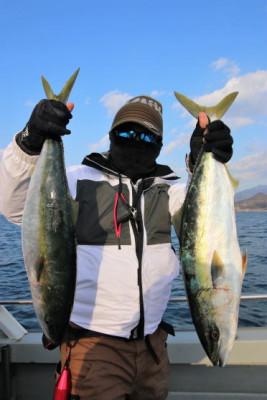 西岡遊漁の2021年1月30日(土)5枚目の写真