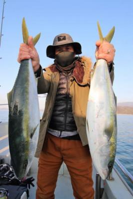 西岡遊漁の2021年1月31日(日)2枚目の写真