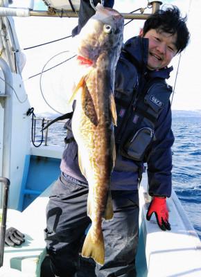 佐々木釣具店 平進丸の2021年2月5日(金)2枚目の写真