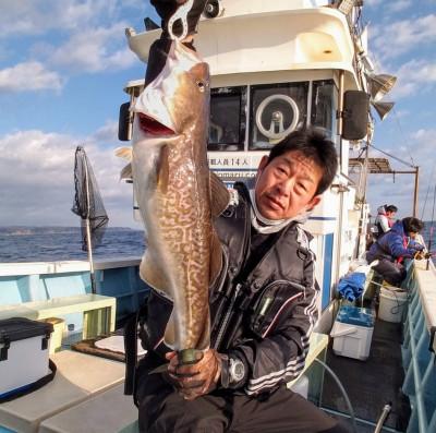 佐々木釣具店 平進丸の2021年2月6日(土)2枚目の写真