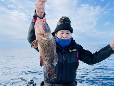 谷口釣船の2021年2月6日(土)4枚目の写真