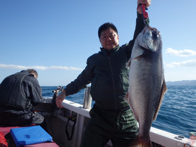 秀吉丸の2021年2月6日(土)5枚目の写真