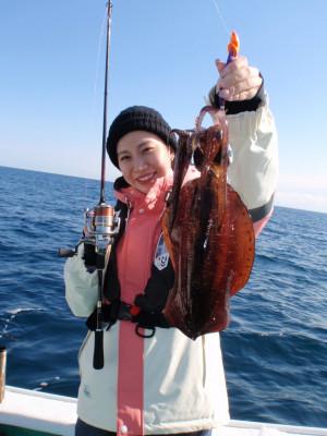 釣り船 久勝丸の2021年2月6日(土)1枚目の写真