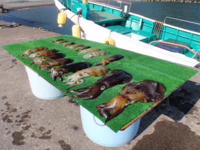 釣り船 久勝丸の2021年2月6日(土)4枚目の写真