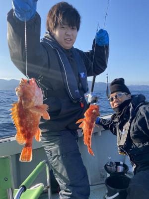 順栄丸の2021年2月6日(土)2枚目の写真