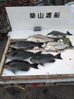 築山渡船の2021年2月7日(日)1枚目の写真