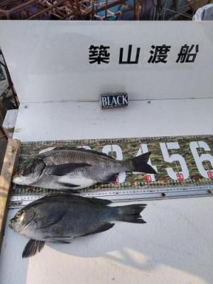 築山渡船の2021年2月7日(日)4枚目の写真