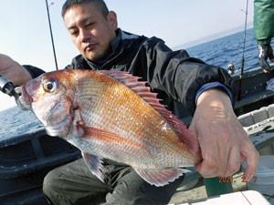 第一大漁丸の2021年2月7日(日)1枚目の写真