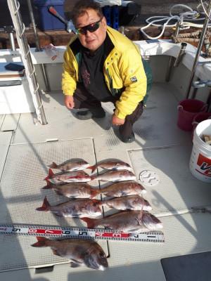 釣り船くわだの2021年2月5日(金)1枚目の写真