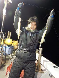 美浜釣舟センターの2021年2月6日(土)1枚目の写真