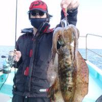 釣り船 久勝丸の2021年2月7日(日)1枚目の写真