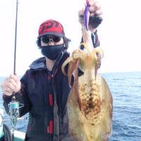 釣り船 久勝丸の2021年2月7日(日)3枚目の写真