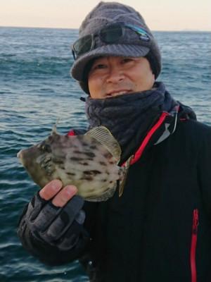 フィッシングボート 清和丸の2021年2月9日(火)1枚目の写真