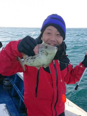 フィッシングボート 清和丸の2021年2月9日(火)2枚目の写真