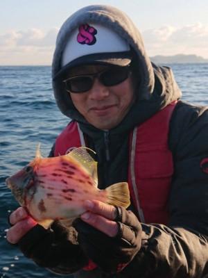 フィッシングボート 清和丸の2021年2月9日(火)3枚目の写真