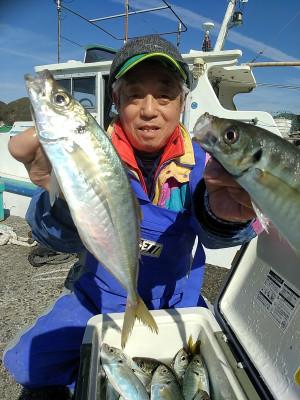 勘次郎丸の2021年2月10日(水)1枚目の写真
