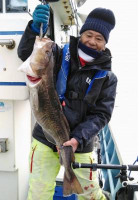 佐々木釣具店 平進丸の2021年2月10日(水)1枚目の写真