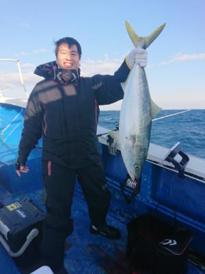 フィッシングボート 清和丸の2021年2月10日(水)1枚目の写真