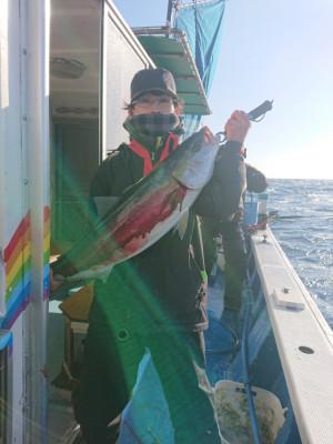 フィッシングボート 清和丸の2021年2月10日(水)2枚目の写真