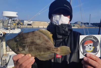 フィッシングボート 清和丸の2021年2月10日(水)4枚目の写真