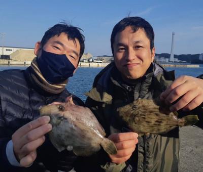 フィッシングボート 清和丸の2021年2月10日(水)5枚目の写真