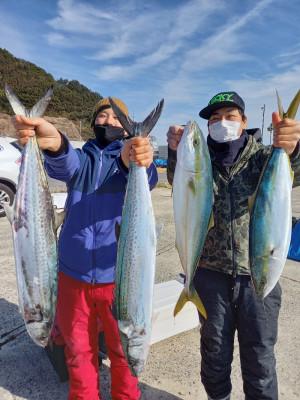 ありもと丸の2021年2月10日(水)2枚目の写真
