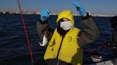 三喜丸釣船店の2021年2月11日(木)1枚目の写真