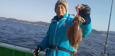 三喜丸釣船店の2021年2月11日(木)5枚目の写真