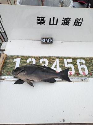 築山渡船の2021年2月11日(木)3枚目の写真