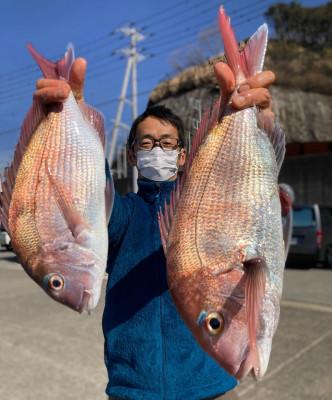 第八幸松丸の2021年2月10日(水)5枚目の写真
