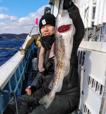佐々木釣具店 平進丸の2021年2月11日(木)1枚目の写真